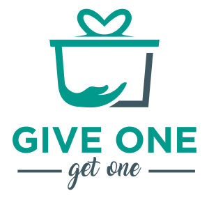 Give One Get One Logo